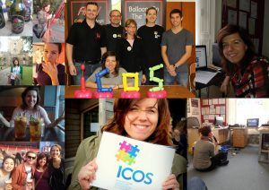Free English class @ ICOS